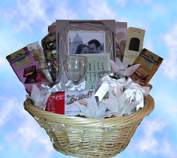 Happily Ever After Basket