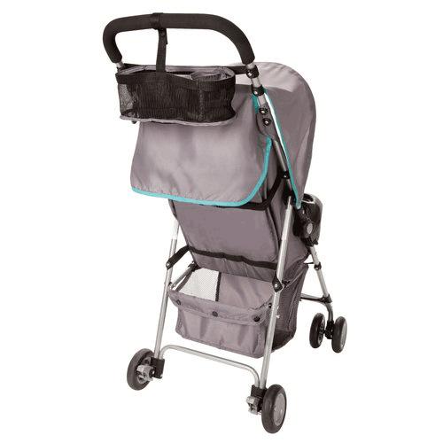 Cosco Umbria Baby/Toddler Folding Travel Stroller - Zig ...