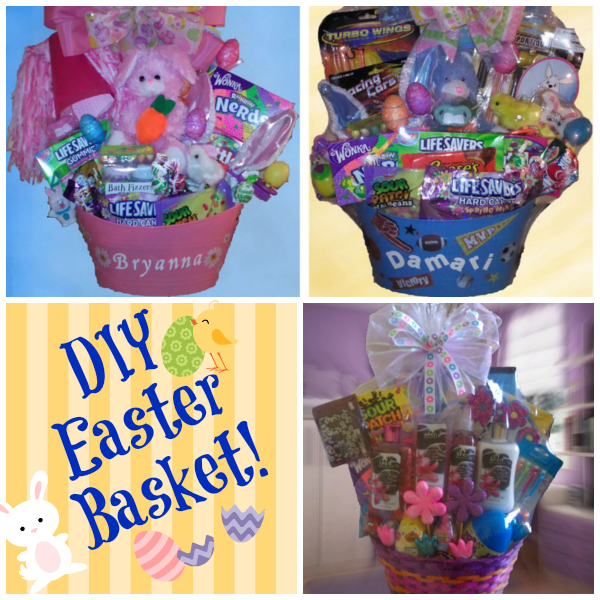 Diy easter basket premier gift solutions diy easterbaskets negle
