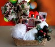 Holiday Spa Basket