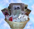 Happily Ever After Wedding or Anniversary Basket